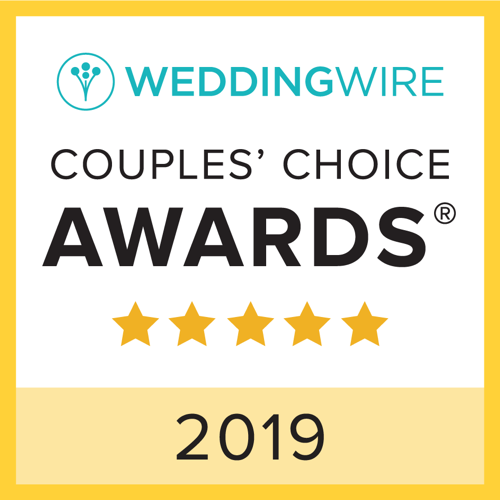2019 The Knot People's Choice Award