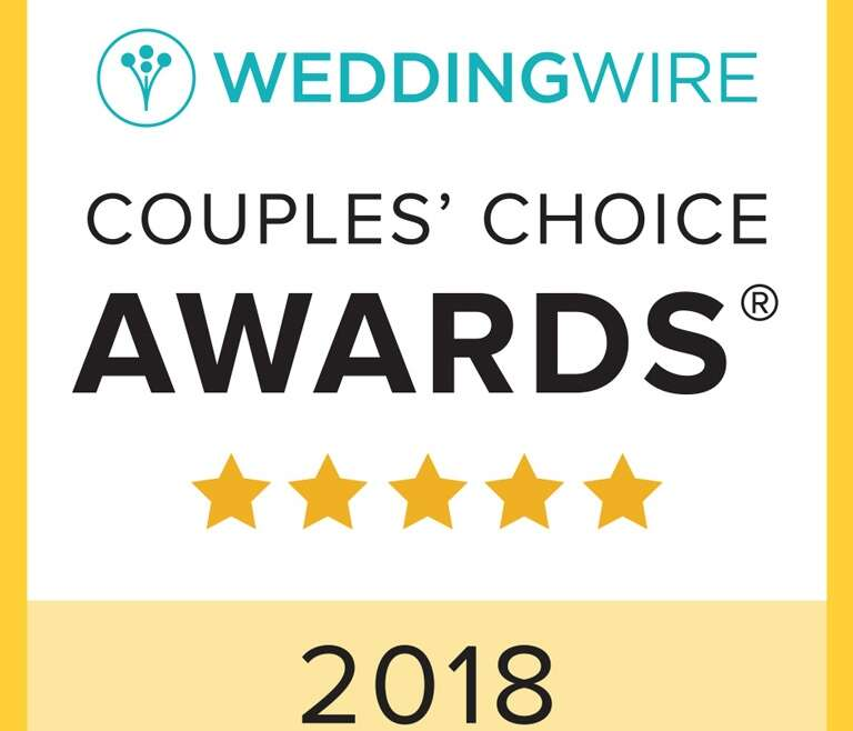 2018 The Knot People's Choice Award